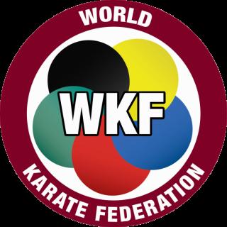 логотип Всемирной Федерации Каратэ